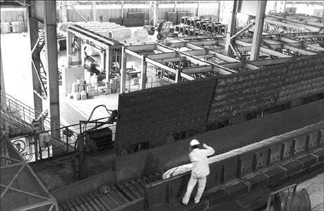 NAO checks steelmakers' progress in update plan