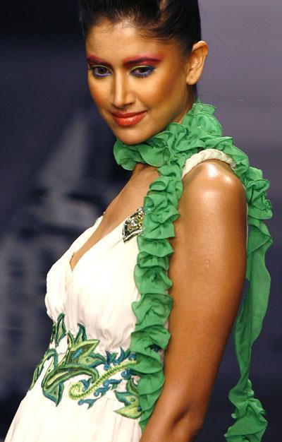 India Fashion Week, so Indian