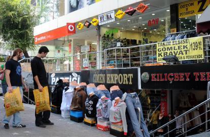 Turkey: Textile exporters in Merter change course
