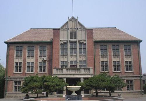 Former Residence of Marshall Zhang Xueliang