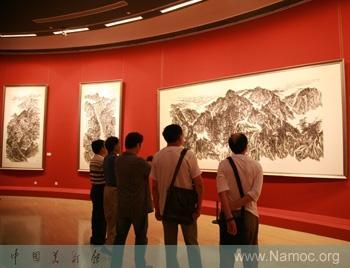 Yunan painter Shu Jianxin presents an exhibition of his home province