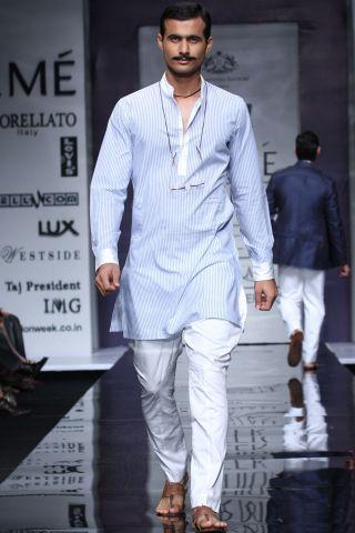 Lakme Fashion Week: Creations by Designer Raghavendra Rathore