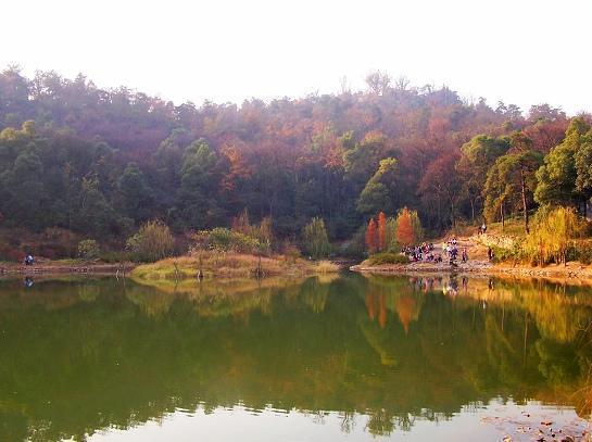 Yuelu Hill Park