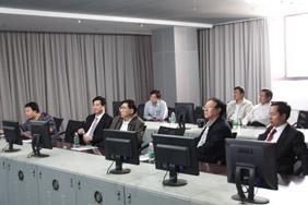 President LI Yuanyuan meets LI Wenyue, Chairman of GDH Limited