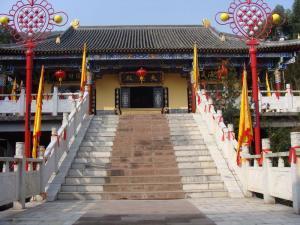 The great sorrow hall travels  Xiamen of China