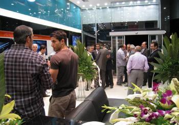 Hisense Showroom in Teheran, Iran Opens