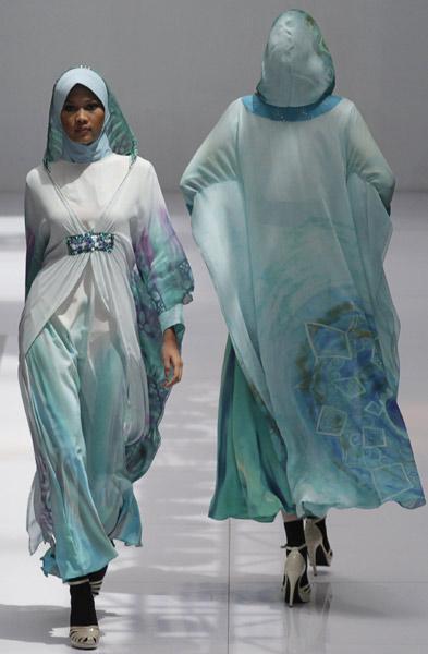 Islamic Fashion Festival - Beauty In Modesty