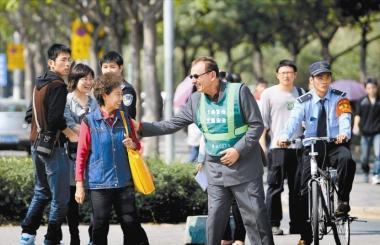 DUI expat serves community