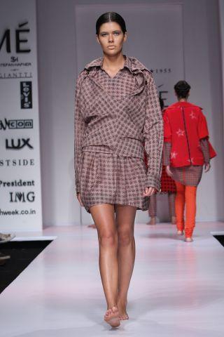 Lakme Fashion Week: Creations by Designer Kallol Datta