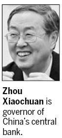 Yuan trade barriers coming down