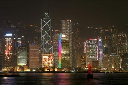 HK's shop rent rises to No. 2