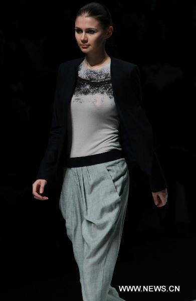 Jason Wu's creations at China Fashion Week