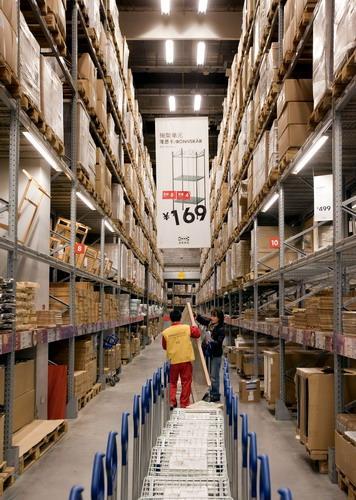 Climbing Up the Consumer Goods Ladder