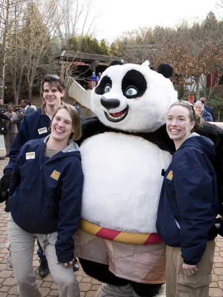 Baby panda at Zoo Atlanta is named Po