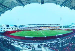 Huang Pu Sports Centre Gymnasium