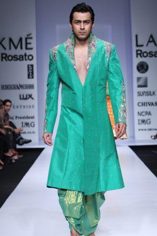 Lakme Fashion Week: Creations by Designer  Abdul Halder