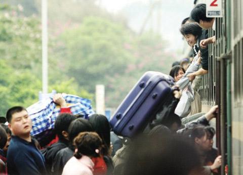 2/3 police on road to safeguard Chunyun