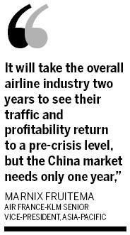 European carrier launches non-stops to Hangzhou