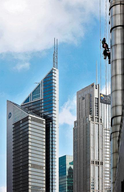 Shanghai costliest for office rentals