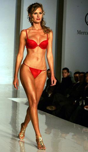 Mexican International Fashion Show