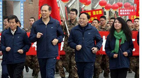 The First Changsha-Zhuzhou-Xiangtan Round-city Race Kicks off