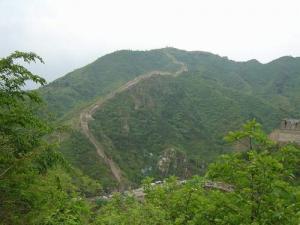 Travel in the phosphorus Longshan  Beijing of China