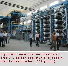Pakistan: Christmas Revives Pakistan Textile Industry