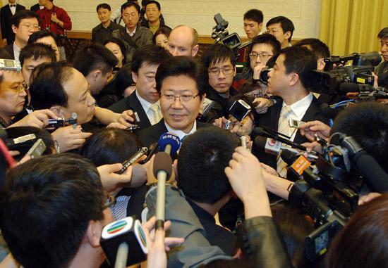 Zhang Chunxian Interviewed