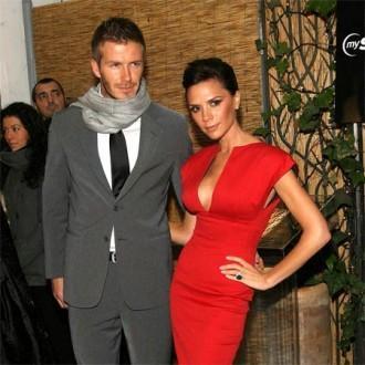 Victoria Beckham's modelling venture
