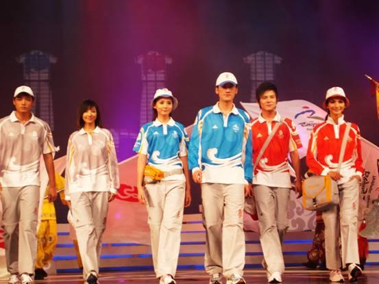 Five BIFT Costume Designs Illuminate Beijing 2008 Olympics & Paralympics