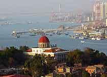 Xiamen museum travels  Xiamen of China