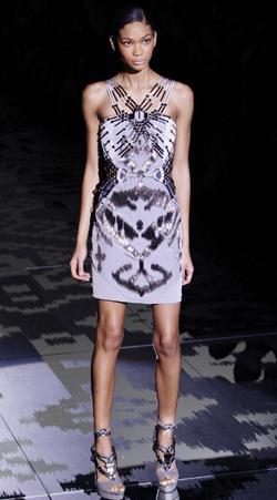 Milan Fashion Week: Gucci Spring/Summer 2010 women's collection