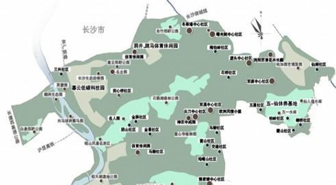 China's Largest Green Core to Be Built in Changsha-Zhuzhou-Xiangtan City Cluster