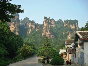 Huangshizhai / Huangshi Village