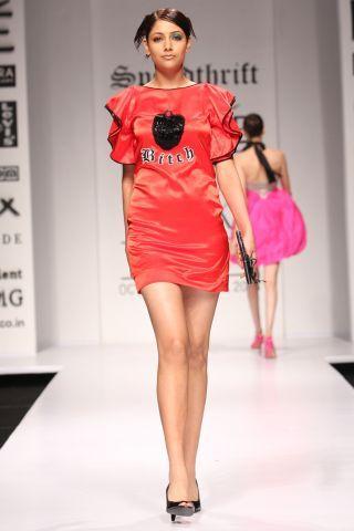 Lakme Fashion Week: Creations by Designer Shane & Falguni