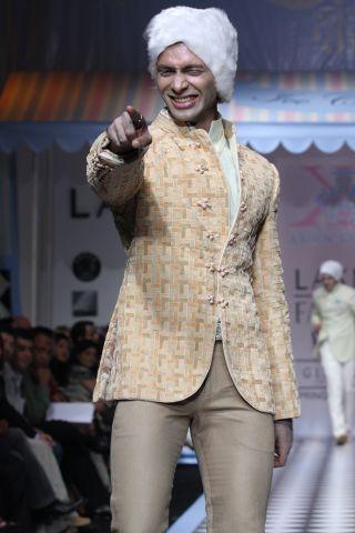 Lakme Fashion Week: Creations by Designer Arjun Khanna