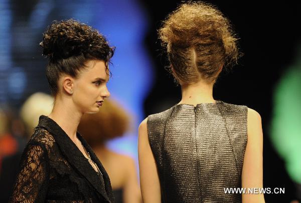Stylist Wang Gang's fashion designs