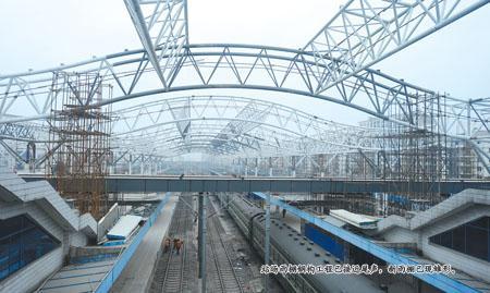 Hefei railway station to complete refurbishment