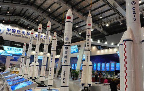 The 8th China International Aviation & Aerospace Exhibition grandly opened in Zhuhai