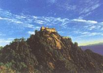 Travel in Yunfeng Mountain  Yantai of China