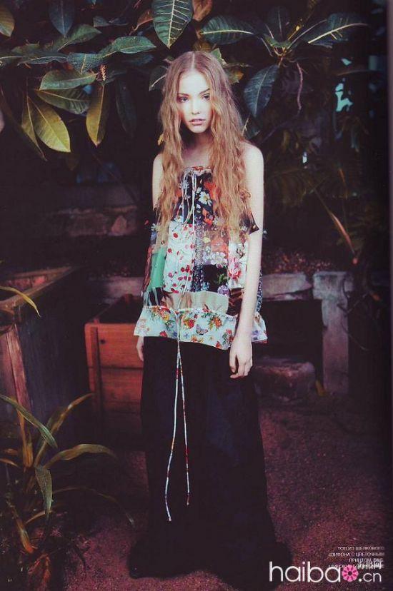 New-Lolita Super Model: Hannah Glasby