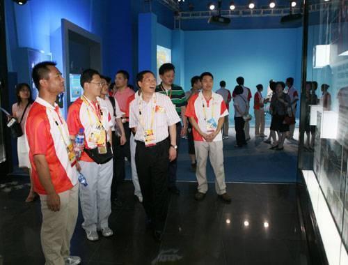 Grand Opening of BOC Olympic Showcase