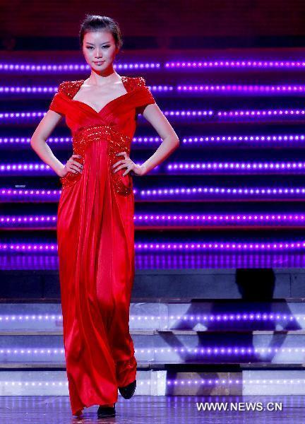 Fashion show held in Shenzhen