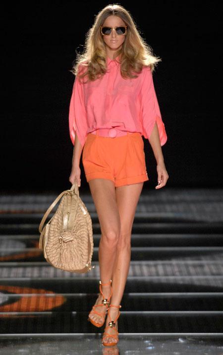 Detail:Colour Coordinates in 08 Fashion