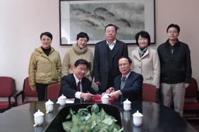 SCUT signs Undergraduate Exchange Agreement with Dalian University of Technology