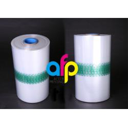 China Custom Printing POF Clear Shrink Film , 12 - 30 Mic Thickness Heat Shrink Wrap Film on sale