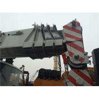 China Used Truck Crane 160 Ton of  Zoomlion , QUY160 Five Section Boom Used Zoomlion Crane