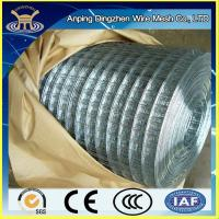 high quality PVC coated galvanized welded wire mesh roll