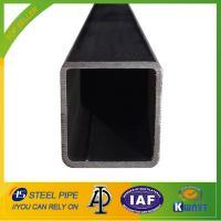 welded black annealing steel pipe/tube/square steel pipe