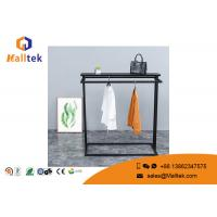 Graceful Simple Garment Display Racks Flooring Stand For Shopping Mall